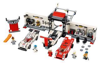LEGO 75876 - LEGO Speed Champions - Porsche 919 Hybrid és 917K bo...