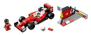LEGO 75879 - LEGO Speed Champions - Scuderia Ferrari SF16-H