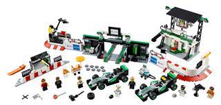 LEGO 75883 - LEGO Speed Champions - Mercedes AMG Petronas Formula...