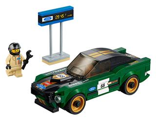 LEGO 75884 - LEGO Speed Champions - 1968 Ford Mustang Fastback