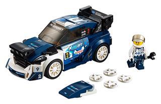LEGO 75885 - LEGO Speed Champions - Ford Fiesta M-Sport WRC