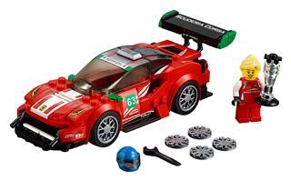 LEGO 75886 - LEGO Speed Champions - Ferrari 488 GT3 Scuderia Corsa