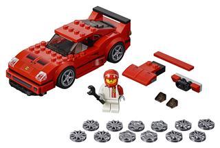 LEGO 75890 - LEGO Speed Champions - Ferrari F40 Competizione