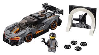LEGO 75892 - LEGO Speed Champions - McLaren Senna
