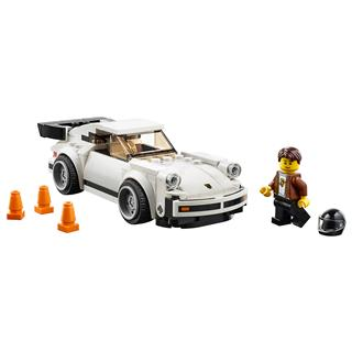 LEGO 75895 - LEGO Speed Champions - 1974 Porsche 911 Turbo 3.0