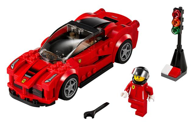 LEGO 75899 - LEGO Speed Champions - LaFerrari