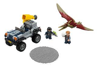 LEGO 75926 - LEGO Jurassic World - Pteranodon üldözés