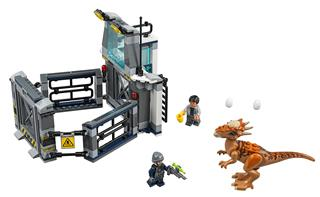 LEGO 75927 - LEGO Jurassic World - Stygimoloch kitörése