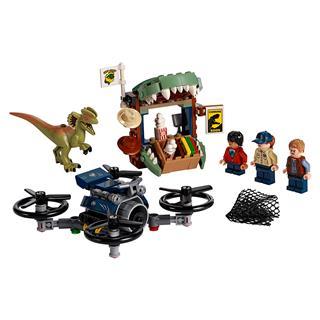 LEGO 75934 - LEGO Jurassic World - Elszabadult Dilophosaurus