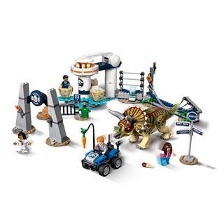 LEGO 75937 - LEGO Jurassic World - Triceratops tombolás