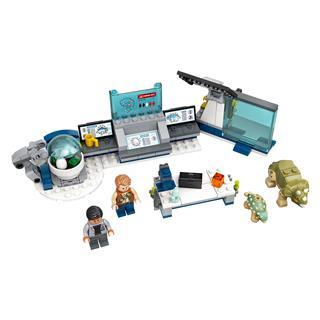 LEGO 75939 - LEGO Jurassic World - Dr. Wu laborja: Bébidinoszauru...