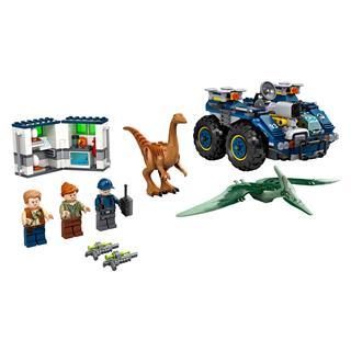 LEGO 75940 - LEGO Jurassic World - Gallimimus és Pteranodon kitörése