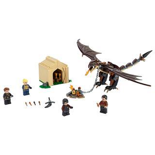 LEGO 75946 - LEGO Harry Potter - Magyar mennydörgő trimágus kihívás