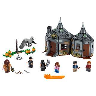 LEGO 75947 - LEGO Harry Potter - Hagrid kunyhója: Csikócsõr megme...