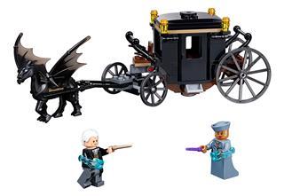 LEGO 75951 - LEGO Fantastic Beasts - Grindelwald szökése