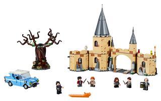 LEGO 75953 - LEGO Harry Potter - Roxforti fúriafûz