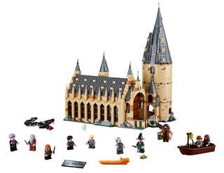LEGO 75954 - LEGO Harry Potter - Roxforti nagyterem