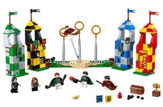 LEGO 75956 - LEGO Harry Potter - Kviddics mérkőzés
