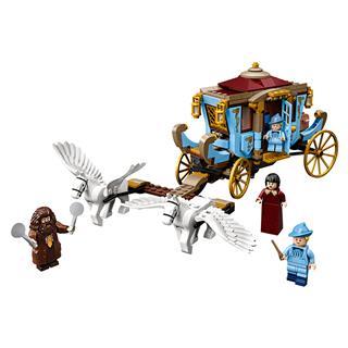 LEGO 75958 - LEGO Harry Potter - Beauxbatons hintó: Érkezés Roxfo...
