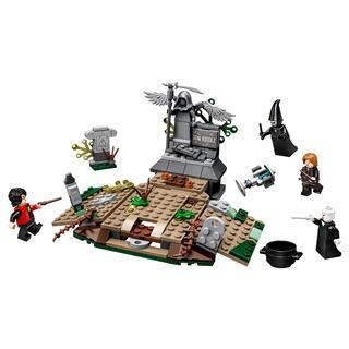 LEGO 75965 - LEGO Harry Potter - Voldemort felemelkedése