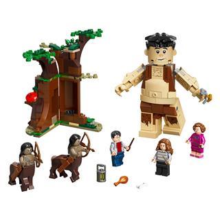 LEGO 75967 - LEGO Harry Potter - A Tiltott Rengeteg: Összecsapás ...