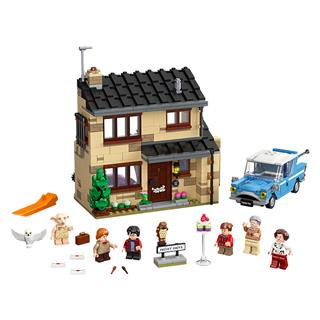 LEGO 75968 - LEGO Harry Potter - Privet Drive 4.