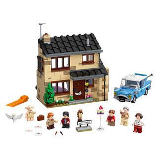 LEGO 75968 - LEGO Harry Potter - Privet Drive 4.