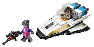 LEGO 75970 - LEGO Overwatch - Tracer vs. Widowmaker