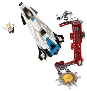 LEGO 75975 - LEGO Overwatch - Watchpoint: Gibraltar