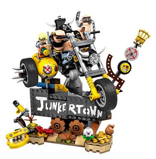 LEGO 75977 - LEGO Overwatch - Junkrat és Roadhog