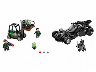 LEGO 76045 - LEGO Super Heroes - Kriptonit fogás