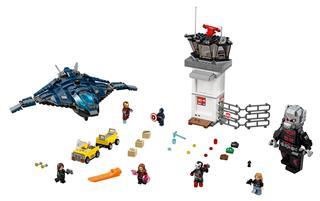 LEGO 76051 - LEGO Super Heroes - Szuperhős repülőtéri összecsapás