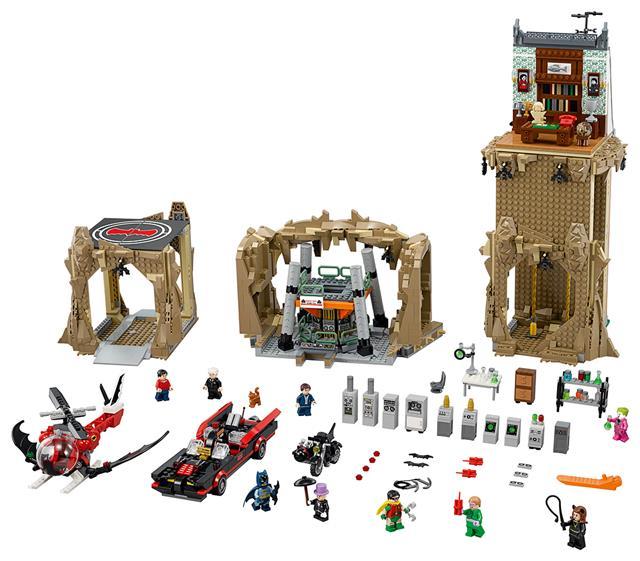 LEGO 76052 - LEGO Super Heroes - Batman™ klasszikus TV sorozat – ...