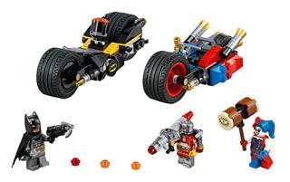LEGO 76053 - LEGO Super Heroes - Batman™: Motoros üldözés Gotham ...