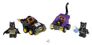 LEGO 76061 - LEGO Super Heroes - Mini szuperhős szett: Batman™ vs...