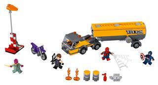 LEGO 76067 - LEGO Super Heroes - Szétszedhető tartálykocsi