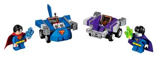 LEGO 76068 - LEGO Super Heroes - Mighty Micros: Superman™ és Bizz...