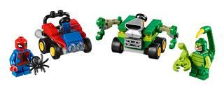 LEGO 76071 - LEGO Super Heroes - Mighty Micros: Pókember és Skorp...