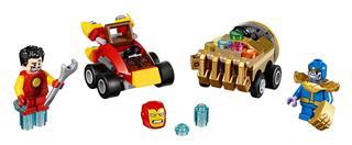 LEGO 76072 - LEGO Super Heroes - Mighty Micros: Vasember és Thano...