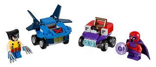 LEGO 76073 - LEGO Super Heroes - Mighty Micros: Rozsomák és Magne...