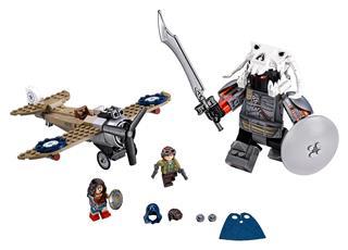 LEGO 76075 - LEGO Super Heroes - Wonder Woman™, a harcos csatája