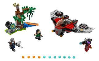 LEGO 76079 - LEGO Super Heroes - Ravager támadás