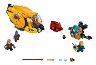 LEGO 76080 - LEGO Super Heroes -Ayesha bosszúja