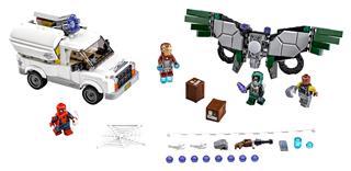 LEGO 76083 - LEGO Super Heroes - Óvakodj a keselyűtől!