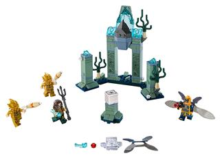 LEGO 76085 - LEGO Super Heroes - Az atlantiszi csata