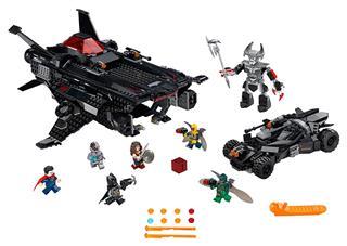 LEGO 76087 - LEGO Super Heroes - Repülő róka: Batmobil légitámadás