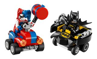 LEGO 76092 - LEGO Super Heroes - Mighty Micros: Batman™ és Harley...