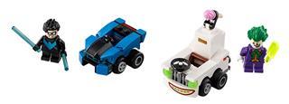 LEGO 76093 - LEGO Super Heroes - Mighty Micros: Éjszárny™ és Joke...