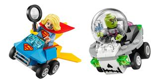 LEGO 76094 - LEGO Super Heroes - Mighty Micros: Supergirl™ és Bra...