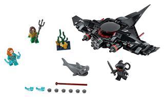 LEGO 76095 - LEGO Super Heroes - Aquaman Black Manta támadás